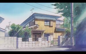 Hiiragihome-outside view