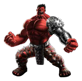 World War Red Hulk/Tavarich | Marvel: Avengers Alliance ...