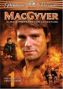 MacGyver DVD Season 1