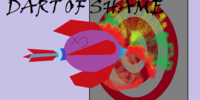 Dart of Shame/Dart of Shame -- By: MysteryGirl