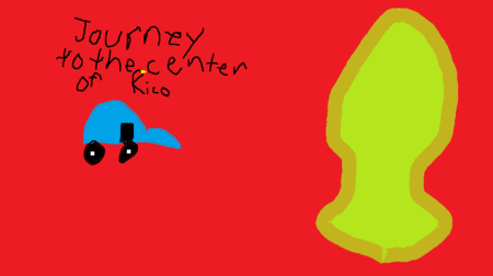 Journey to the Center of Rico