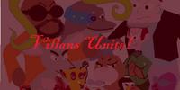 Villans Unite! -- By: MysteryGirl