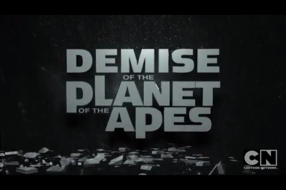 planet of the apes satire Over the years, planet of the apes has been many things: a satirical french novel, a landmark science fiction movie, a series of uneven sequels, a.
