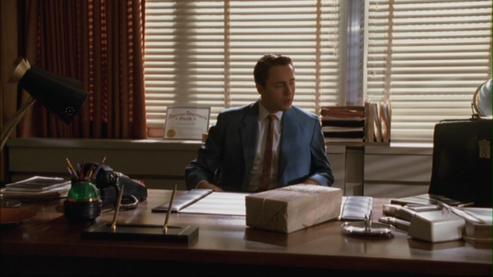 Mad Men Office image - pete dons office indian summer | mad men wiki | fandom