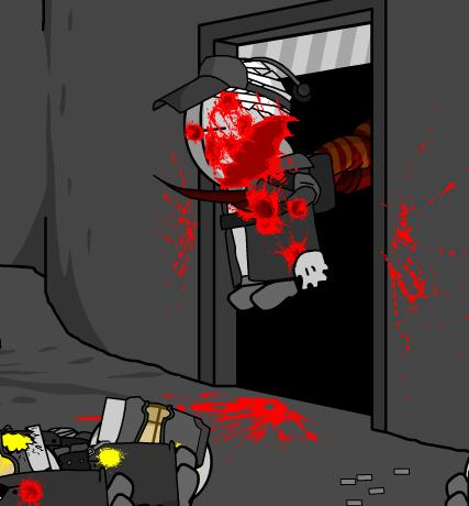 Image - Deimos dead.png | Madness Combat Wiki | Fandom ...