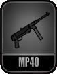 MP40 icon