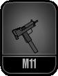 M11 icon