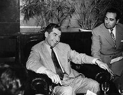 Lucky Luciano en Cuba