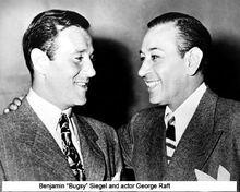 Bugsy Siegel George Raft t