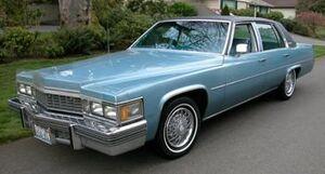 Cadillac Deville 3