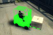 Forklift-in-game