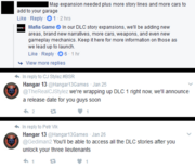 Mafia III DLC Post
