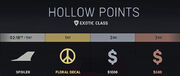 Hollow Points 2