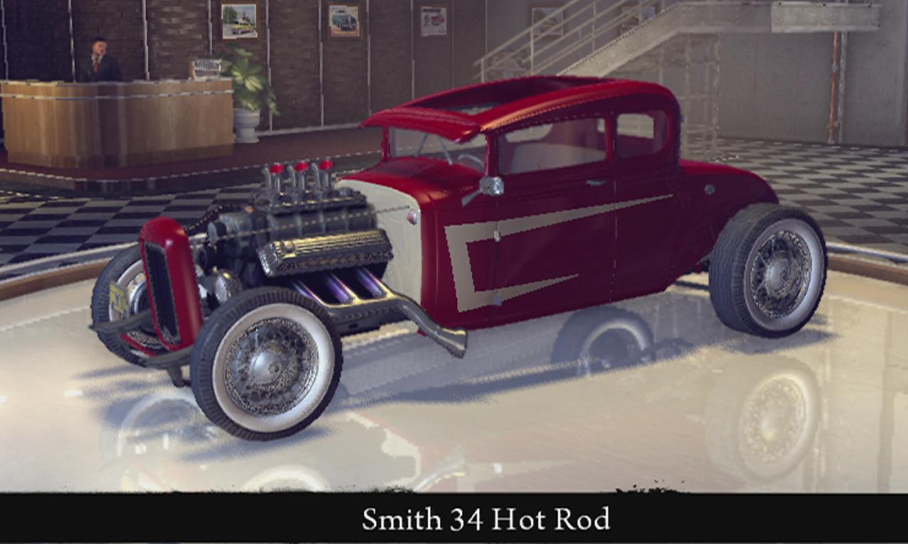 how to get a hot rod mafia 2