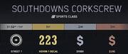 Southdowns Corkscrew 2