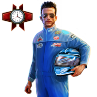 Huge item racecardriver 01