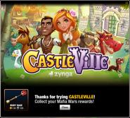 CastleVille Promotion 2