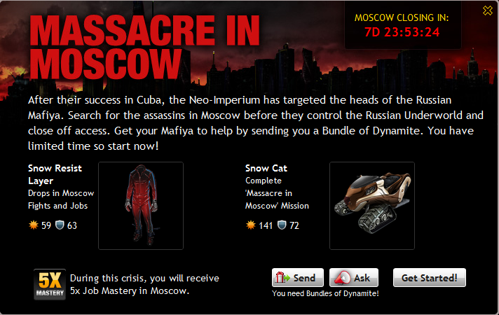 Massacre In Moscow 1