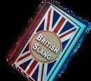 British Slang Dictionary