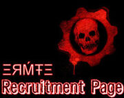 Recruitment page