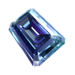 Standard 75x75 collect emerald cut