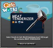 Meattenderizer