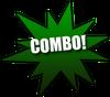 Combo-star-lg-green