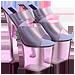 Standard 75x75 collect prism heels