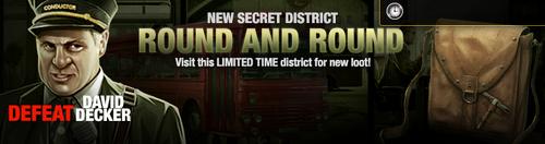 Promo Secret District 25 lootBandit