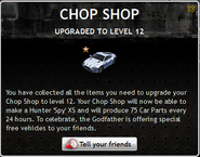 Chop Shop Level 12