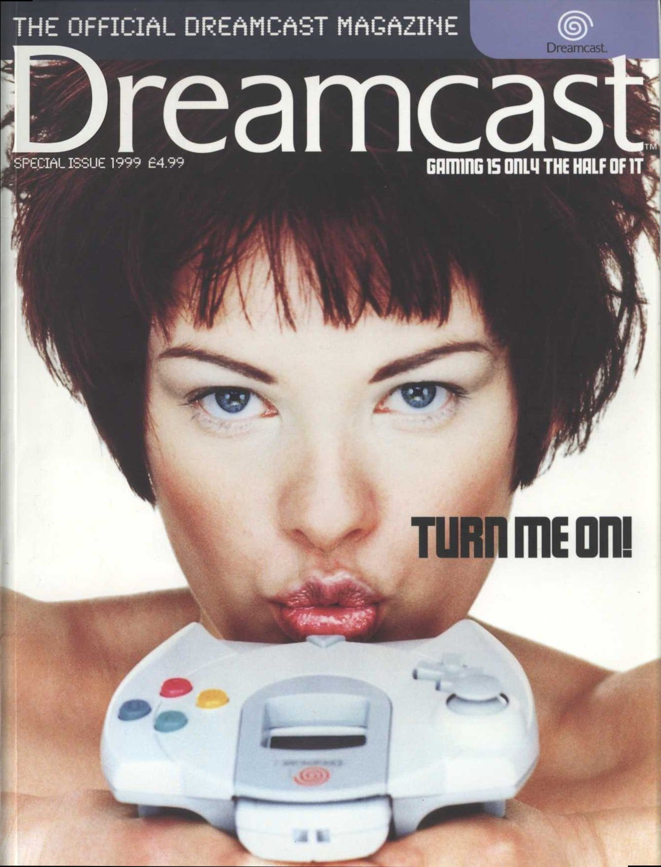 Official Dreamcast Magazine Issue 0