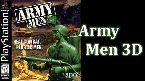 Army Men 3D - (PSX) Walkthrough
