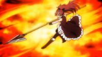 Madoka Magica Sakura Kyouko transform