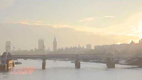 Magic Lantern HDR sunset test - London 2013