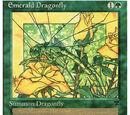 Libellula Smeraldo (Emerald Dragonfly)