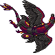 Dark Lapis Pygmy Crystalwing