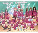 Mahora Girls' Jr. High Class 2/3-A