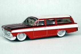 1962 Chevrolet Biscayne Wagon - 7725cf