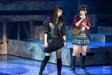 Stage Kamisori with Gekikara