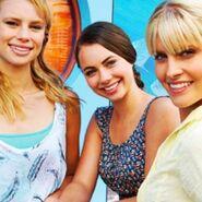 Lyla,Nixie,and Sirena together