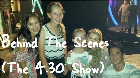 Mako Mermaids Behind The Scenes S2 (4.30 Show) Part 2 2