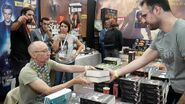 File:SE at Lucca Comics Book signing