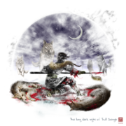 The long dark night of Trull Sengar by PLUGO