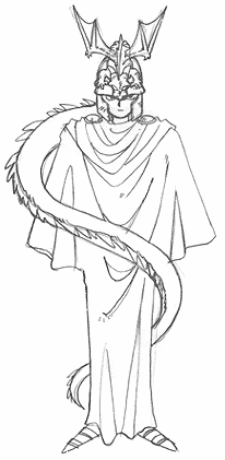 Dragonemperor sketch