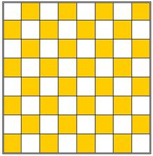 Chess-board
