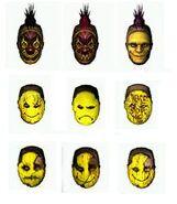 Smileys-heads