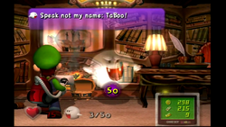 Luigi S Mansion Room List