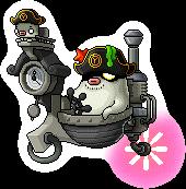 Mob Savage Ghost Pirate