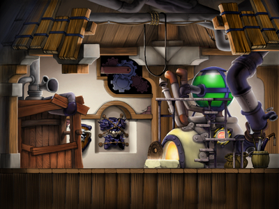 Map Lith Harbor Armor Store