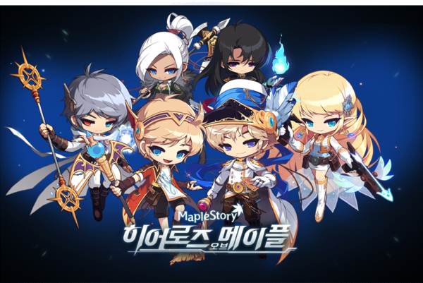 Heroes of Maple